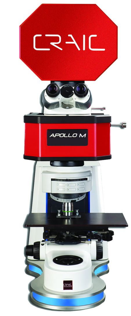 ApolloM and Microspectrophotometer