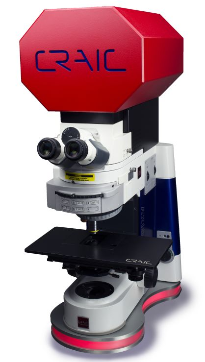 Microscope Spectrometer