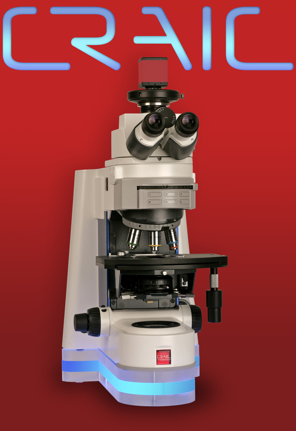 UVM-1 NIR microscope for NIR microscopy