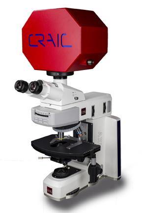 CRAIC FLEX™ Microspectrophotometer